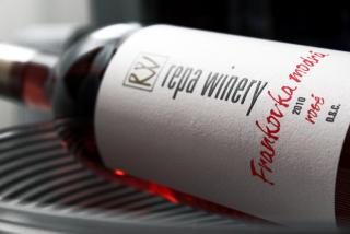 Predstavujeme vinárov Národného salónu vín – Repa Winery