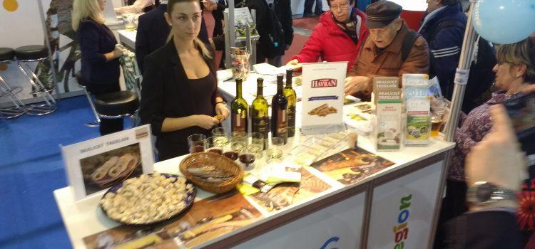 Vína Národného salónu vín – Go Regiontour Brno 2018